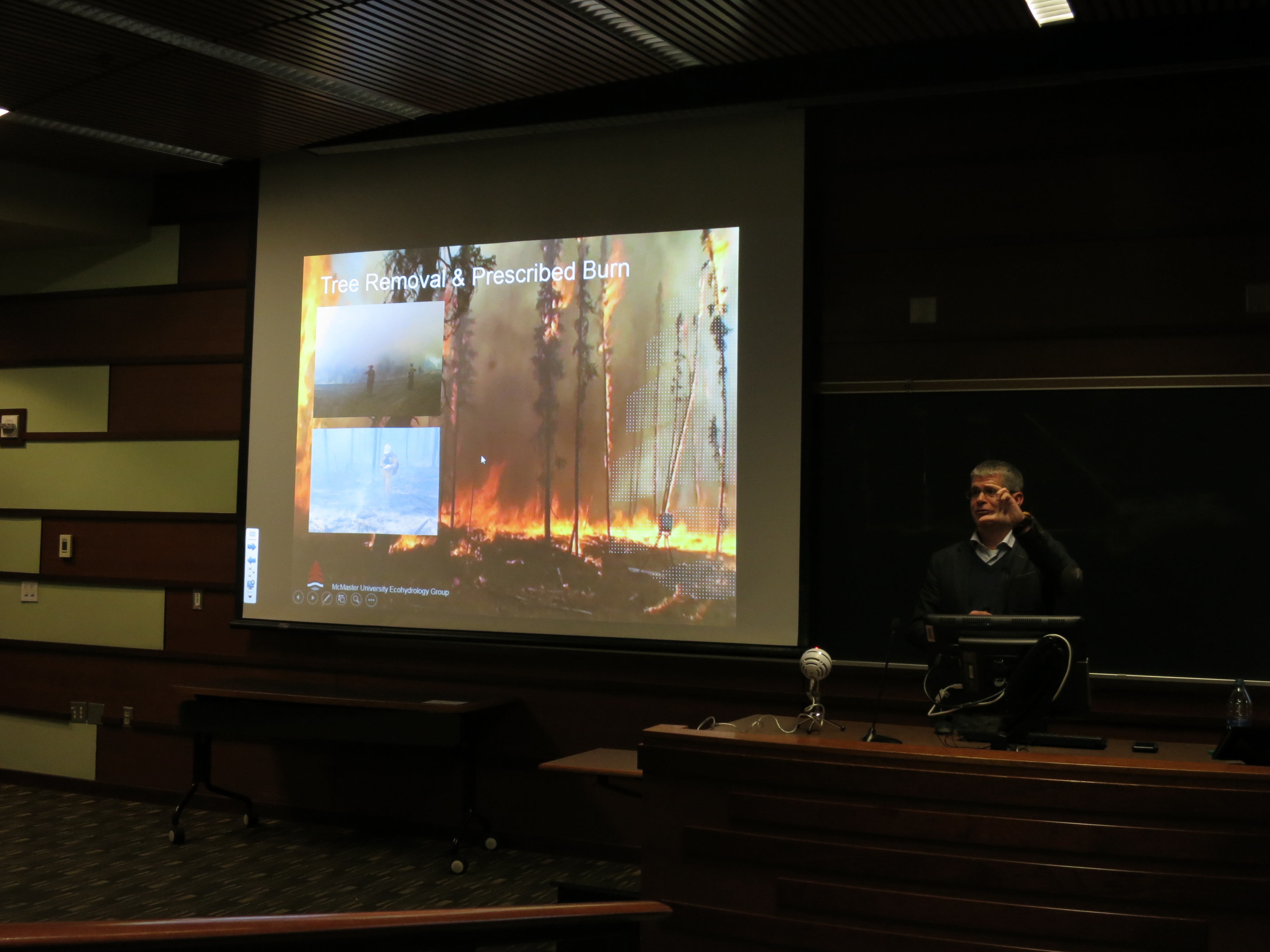Mike Waddington Seminar 11.2.17