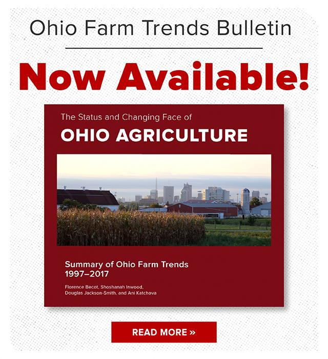 Ohio Farm Trends Bulletin