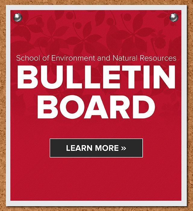 SENR Bulletin Board