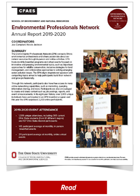EPN Annual Report 2019-2020