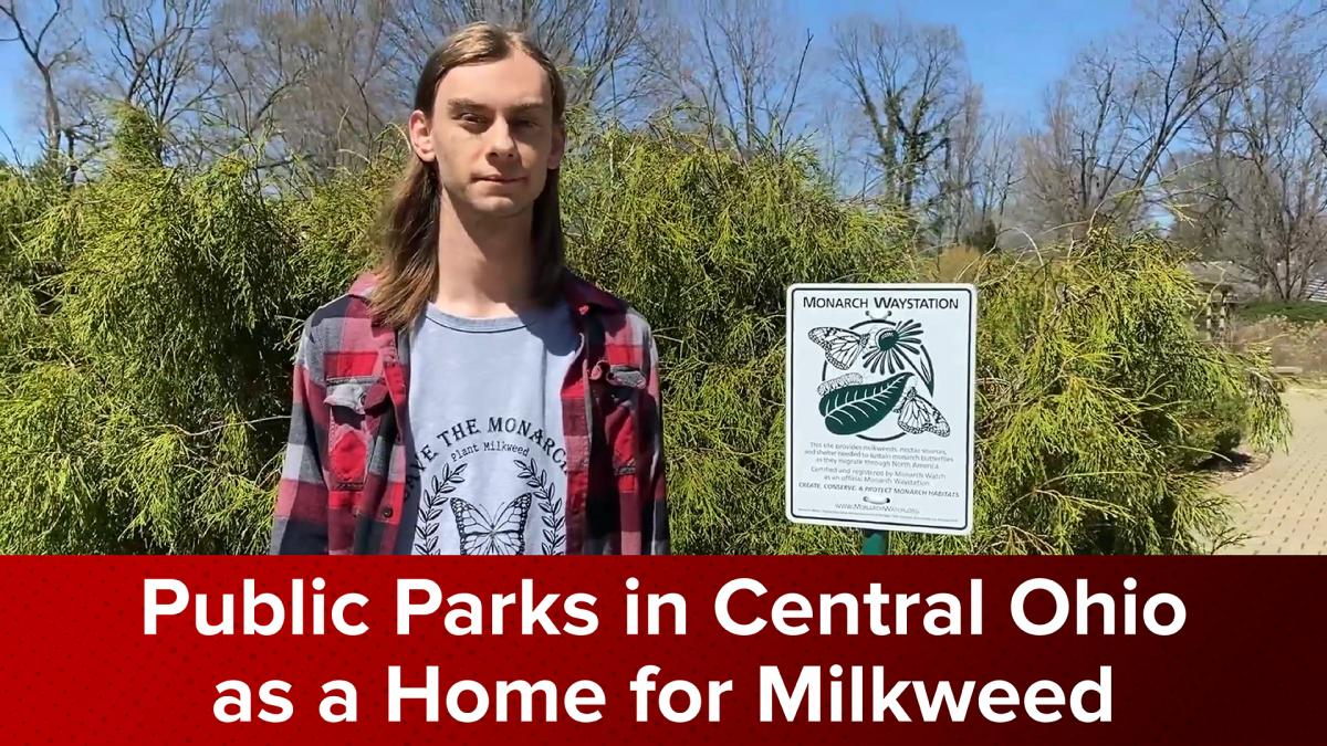 Public Parks in Central Ohio as a Home for Milkweed with Cade Capper
