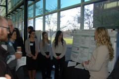Assessing Sustainability Capstone Team Presentations