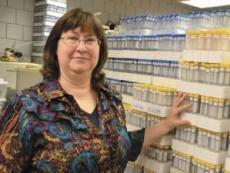 Elizabeth Dayton, Phosphorus Risk Index Research