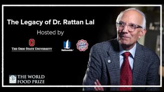 The Legacy of Dr. Rattan Lal - Borlaug Dialogue Side Event