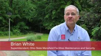 Ohio State Mansfield perfect place for Woodland Stewards program
