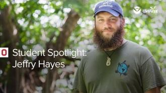 Stone Lab Student Spotlight: Jeffry Hayes