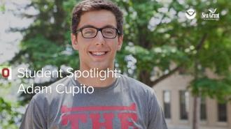 Stone Lab Student Spotlight: Adam Cupito