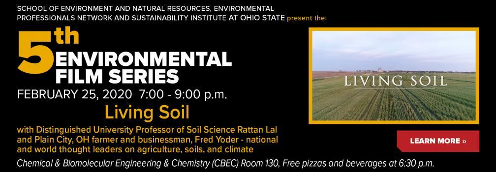 Living Soil Film and presentation