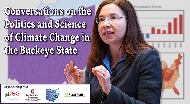 Conversations on the Politics and Science of Climate Change in the Buckeye State