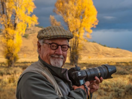 Renowned wildlife photographer, passionate conservationist, grizzly bear champion, Thomas Mangelsen will speak at the Jan. 21 Environmental Film Series.