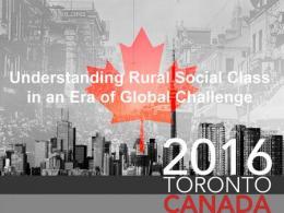 Image credit:  Rural Sociological Society