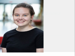 Elizabeth Berg named a 2019 finalist for the Knauss Fellowship Program.
