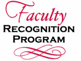 A formal recognitionprogram was held November 5 to acknowledgeall Ohio State University faculty granted tenure or promotion.