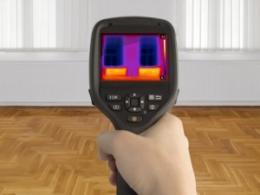 A May 10 event at The Ohio State University will feature the best ways to save energy, such as thermal scanning to detect heat loss, shown here. (Photo: Suljo, iStock.)