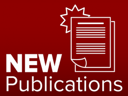Publications by SENR Faculty, Staff and Graduate Students