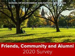 Friends, Community and Alumni 2020 Survey
