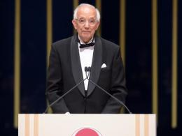 Professor Rattan Lal. Photo credit: The Japan Prize Foundation