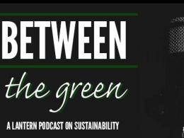 New podcast available on sustainability. Image Credit: Ris Twigg