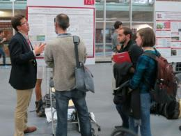 Outstanding student research, scholarship and creative activity was on display at the 22nd Annual Denman Undergraduate Research Forum.