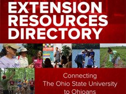 SENR Extension Directory cover