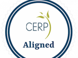 Ecological restoration specializations at Ohio State are aligned with the Society for Ecological Restoration's Certified Ecological Restoration Practitioner (CERP) program. Image source: https://www.ser.org/resource/resmgr/certification/cerp_logos_and_images/rsz_cerp_aligned_icon.png