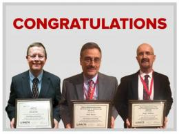 Three SENR faculty recognized for their teaching excellence.